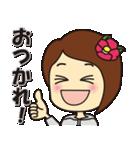 尾鷲弁(おわせべん)【ツバキ編 PART2】(個別スタンプ:7)