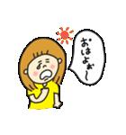 pocaキッズ♡おふざけスタンプ第1弾(個別スタンプ:01)
