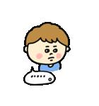 pocaキッズ♡おふざけスタンプ第1弾(個別スタンプ:22)