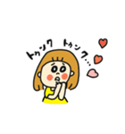 pocaキッズ♡おふざけスタンプ第1弾(個別スタンプ:27)