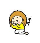 pocaキッズ♡おふざけスタンプ第1弾(個別スタンプ:34)