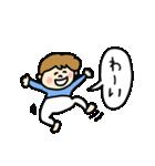pocaキッズ♡おふざけスタンプ第1弾(個別スタンプ:35)