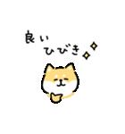 ゆる柴犬スタンプ10・新元号(個別スタンプ:28)