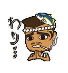 尾鷲弁【リョウおぃちゃん編 PART2】(個別スタンプ:34)