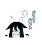 あとおししてくれる悪魔ちゃん(個別スタンプ:08)