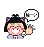 DOLLY DOLLY 6 (CAT EARS)(個別スタンプ:21)
