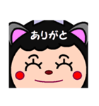 DOLLY DOLLY 6 (CAT EARS)(個別スタンプ:36)