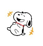 ゆる~い♪スヌーピー オノマトペスタンプ(個別スタンプ:16)