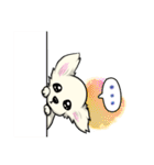 可愛いチワワの子犬(個別スタンプ:30)