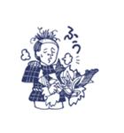 創造職人スタンプ -ビジネス侍編- 第1期(個別スタンプ:04)