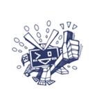 創造職人スタンプ -ビジネス侍編- 第1期(個別スタンプ:08)