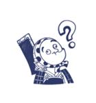 創造職人スタンプ -ビジネス侍編- 第1期(個別スタンプ:09)
