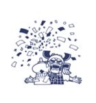 創造職人スタンプ -ビジネス侍編- 第1期(個別スタンプ:12)