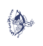 創造職人スタンプ -ビジネス侍編- 第1期(個別スタンプ:17)