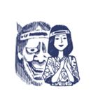 創造職人スタンプ -ビジネス侍編- 第1期(個別スタンプ:19)