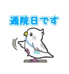 Snowちゃん病院へ行く3(個別スタンプ:01)