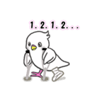 Snowちゃん病院へ行く3(個別スタンプ:19)