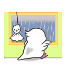 Snowちゃん病院へ行く3(個別スタンプ:35)