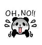 ほのぼのパンダさん。2(個別スタンプ:24)