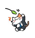 おじさん猫(肥満)の日常(個別スタンプ:32)