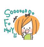 クレヨンガール★(個別スタンプ:05)