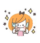 クレヨンガール★(個別スタンプ:07)
