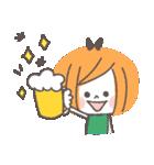 クレヨンガール★(個別スタンプ:08)