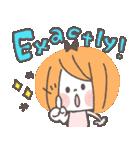 クレヨンガール★(個別スタンプ:37)