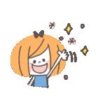 クレヨンガール★(個別スタンプ:40)