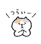 【どよ〜んなネコ】(個別スタンプ:19)