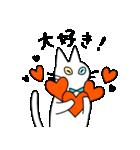 やさしい猫たち(個別スタンプ:18)