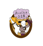 WanとBoo (王子さま編)(個別スタンプ:07)