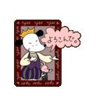 WanとBoo (王子さま編)(個別スタンプ:11)