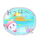 コトバあり2・にじねこ・こだま(個別スタンプ:08)