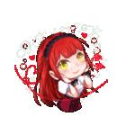 すた〜ずの妹系アイドル!プラムちゃん!!(個別スタンプ:24)