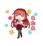 すた〜ずの妹系アイドル!プラムちゃん!!(個別スタンプ:39)