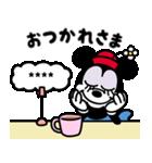ミッキー&フレンズ カスタムスタンプ(個別スタンプ:02)