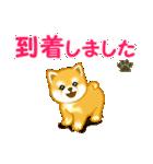 ちび秋田犬 連絡(個別スタンプ:28)
