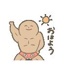笑顔の覆面パンツレスラー(個別スタンプ:01)