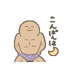 笑顔の覆面パンツレスラー(個別スタンプ:03)