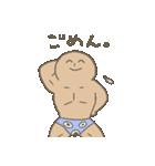笑顔の覆面パンツレスラー(個別スタンプ:06)