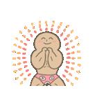 笑顔の覆面パンツレスラー(個別スタンプ:21)