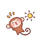 元気な猿さん(個別スタンプ:33)