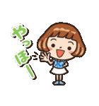 女子だから‥‥【CAFE編】(個別スタンプ:25)