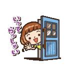 女子だから‥‥【CAFE編】(個別スタンプ:27)