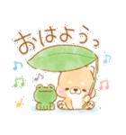 初夏❤️いやしばいぬ❤️16(個別スタンプ:01)