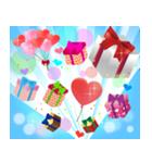 ずっと使える大人の誕生日とお祝い・年賀状(個別スタンプ:05)