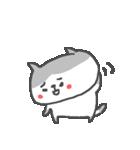 ネコネコ敬語ネコネコ♪<デカ文字>(個別スタンプ:28)