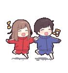 ジャージちゃん4(個別スタンプ:40)
