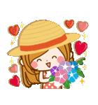【夏季】大人かわいい癒し(個別スタンプ:18)